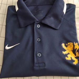 Men's Nike golf shirt size medium